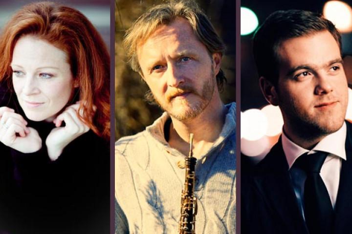 KlassikAkzente TV mit Carolin Widmann, Albrecht Mayer, Mikhail Simonyan