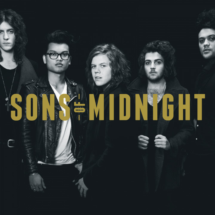 Sons of Midnight_Album Cover