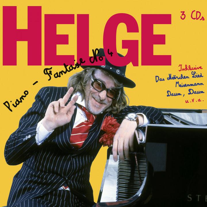 Piano Fantasie No. 4: Schneider,Helge