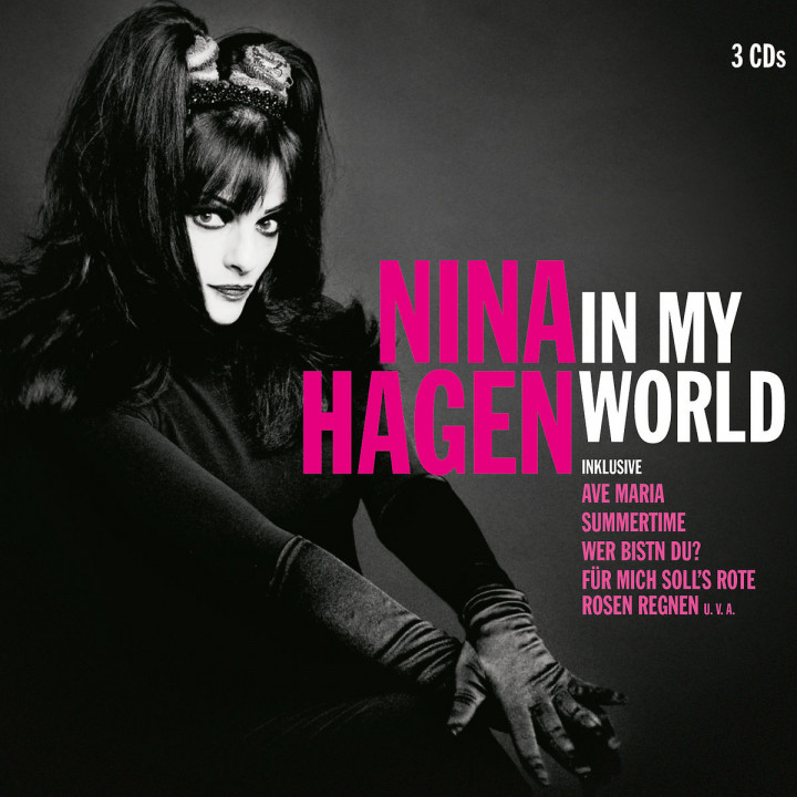 In My World: Hagen,Nina