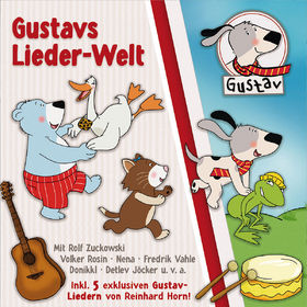 Kinderlieder, Gustavs Lieder-Welt, 00600753376355