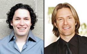 Eric Whitacre, Eric Whitacre und Gustavo Dudamel mit dem Grammy geehrt