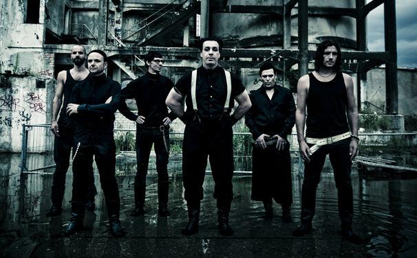 Rammstein, ECHO 2012: Vier Nominierungen und gemeinsamer Auftritt mit Marilyn Manson