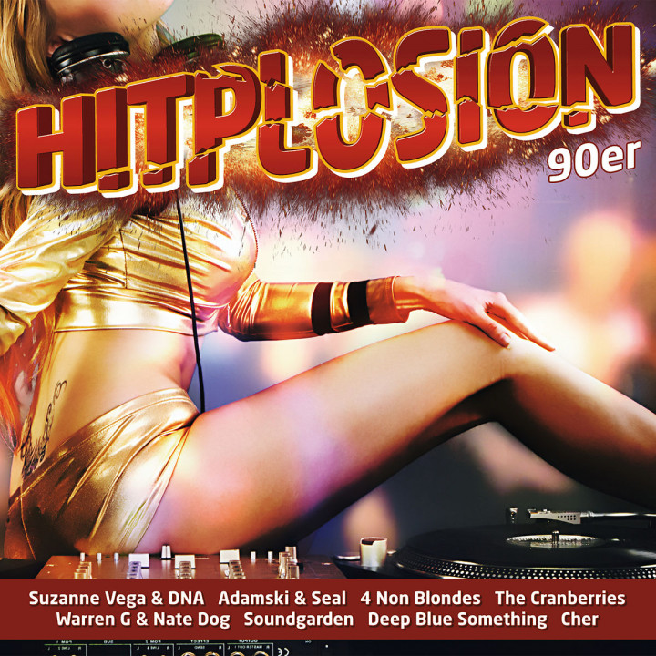 Hitplosion - 90er: Various Artists