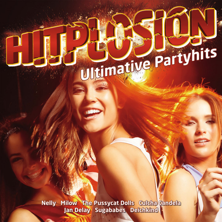 Hitplosion - Ultimative Partyhits: Various Artists