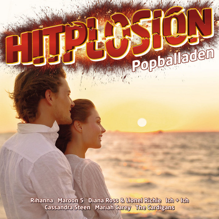 Hitplosion - Popballaden: Various Artists
