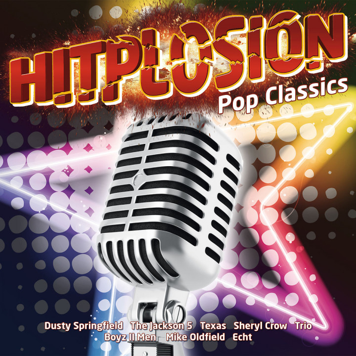 Hitplosion - Pop Classics: Various Artists