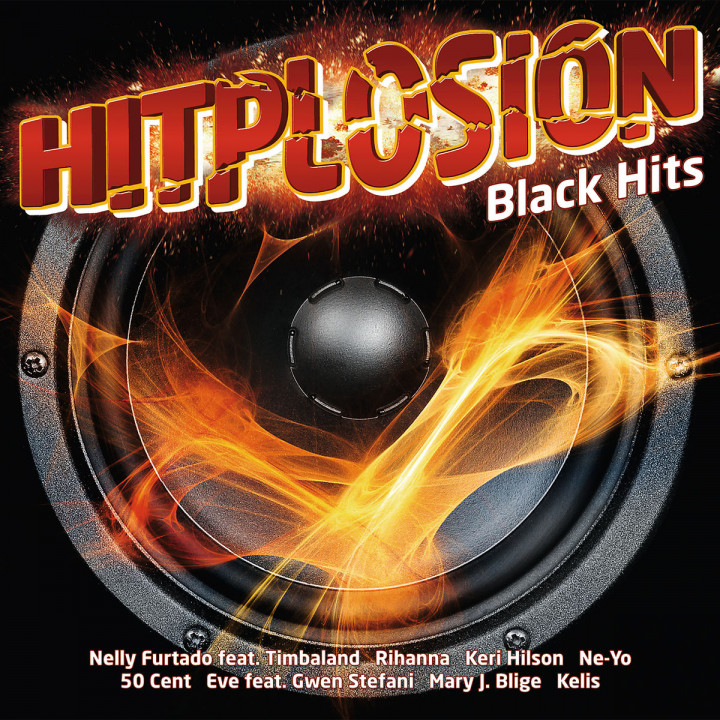 Hitplosion - Black Hits: Various Artists