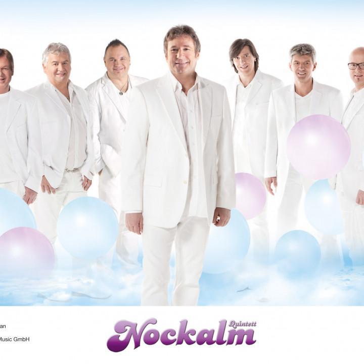 Nockalm Quintett Pressefoto 2012—2