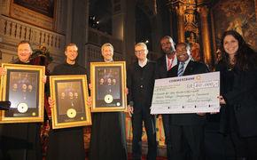 Die Priester, Erste Goldene Schallplatte für die Priester