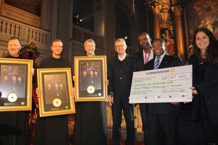 Die Priester Goldverleihung 2012