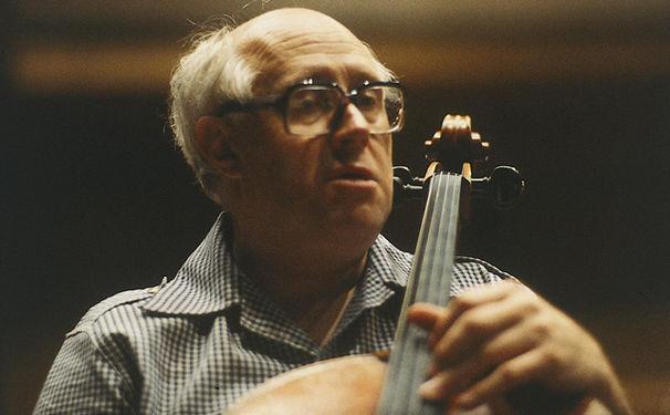 Mstislav Rostropovich, Larger Than Life