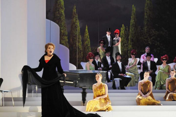 Ariadne auf Naxos Baden-Baden Renée Fleming