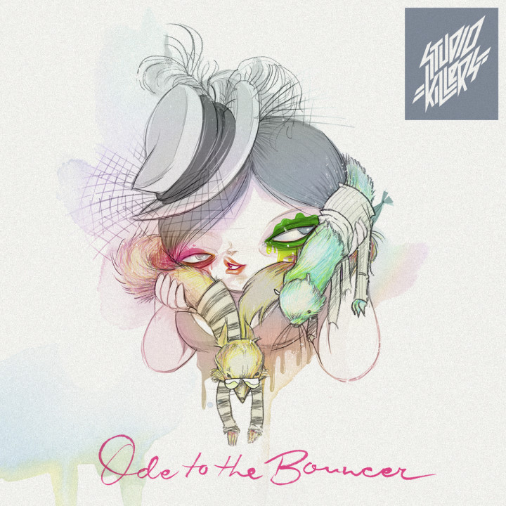 Cover_Ode To The Bouncer_Studio Killers