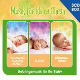 Musik für kleine Ohren, Musik für kleine Ohren - Liederbox Vol. 1, 00602527943954