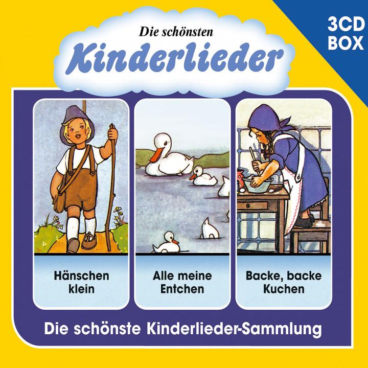 Die schönsten Kinderlieder - Liederbox Vol. 1