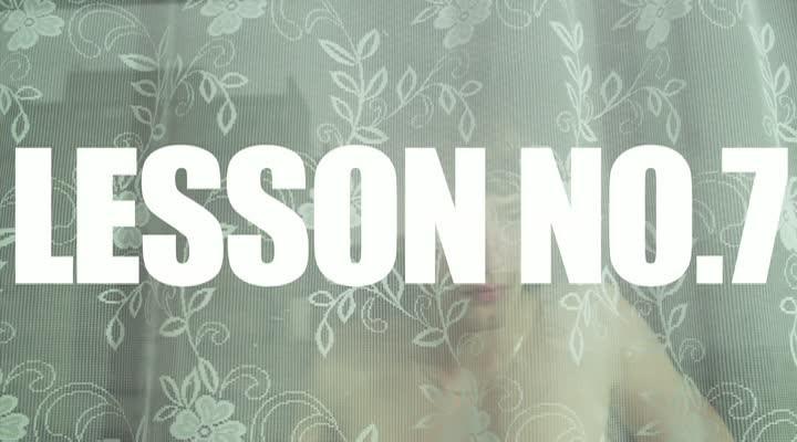 Lesson No. 7