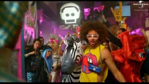 LMFAO, Das brandneue LMFAO-Video: Sorry For Party Rocking