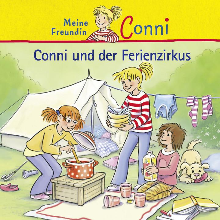 35: Conni und der Ferienzirkus: Conni