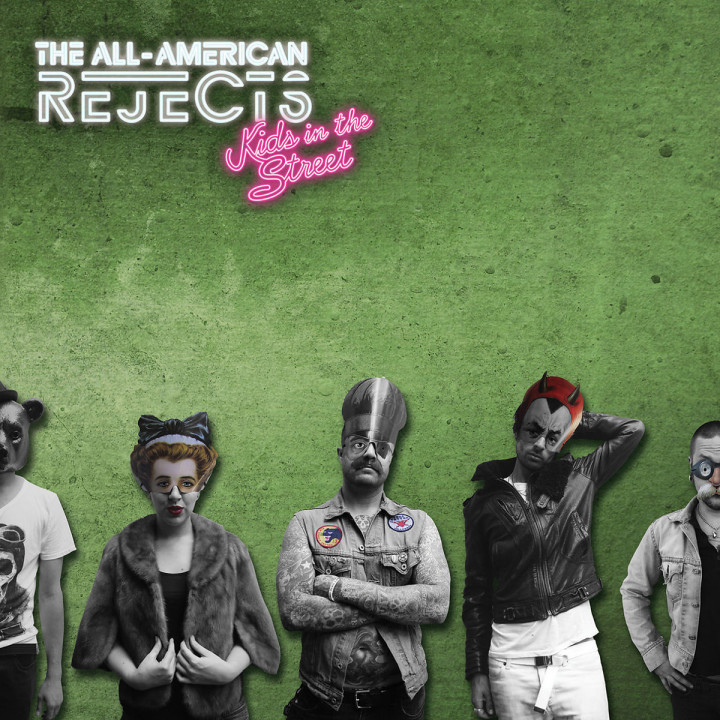 Kids In The Street: All-American Rejects,The