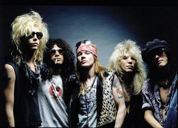 Guns N' Roses, Chinese Democracy kommt noch in diesem Jahr!