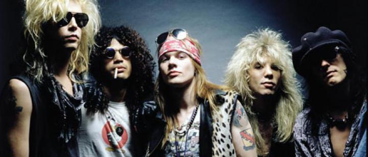 Guns' N Roses - Pressefotos 2004