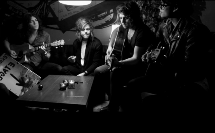 The Fire (Acoustic Version)