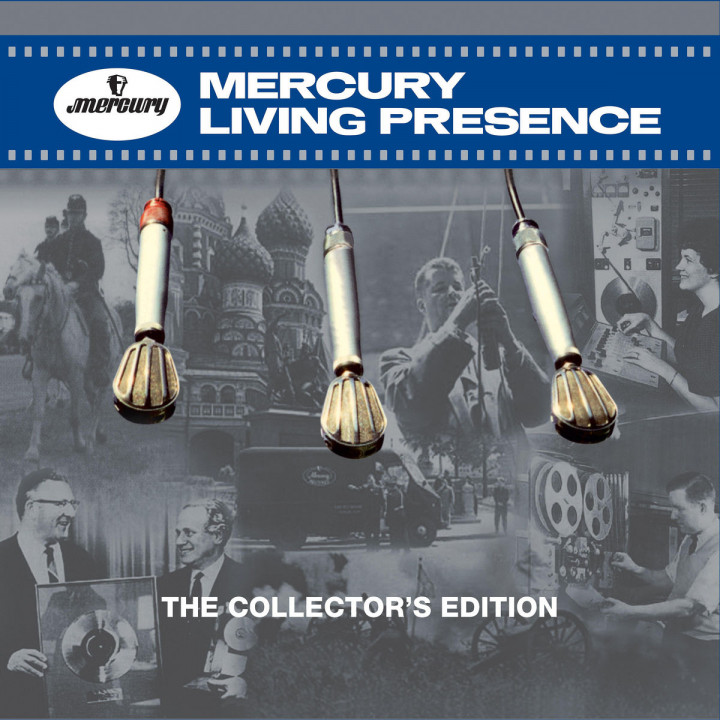 Mercury Living Presence (Vinyl)