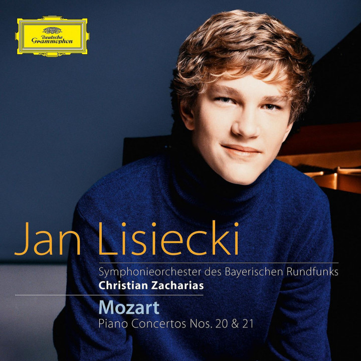 Mozart: Piano Concertos Nos. 20 & 21: Lisiecki,Jan/Zacharias,Christian/SOBR