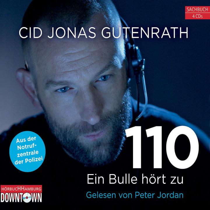 Cid J. Gutenrath: 110 - Ein Bulle hört zu: Jordan,Peter