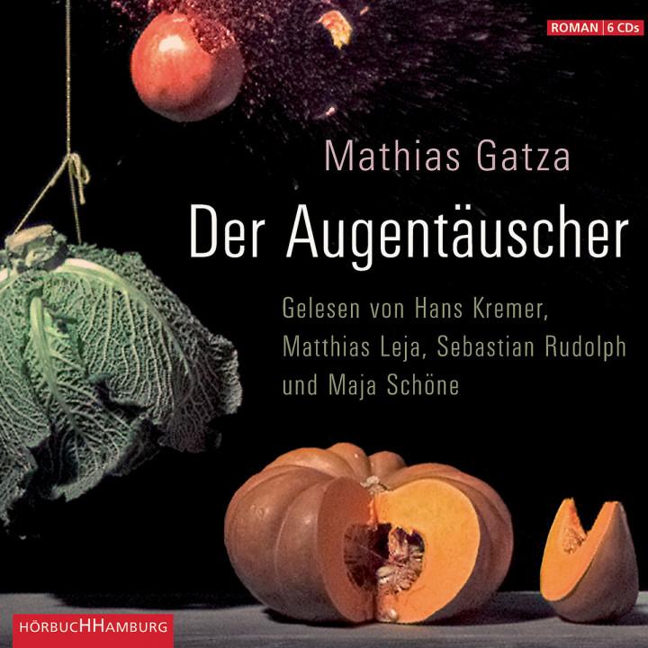 Mathias Gatza: Der Augentäuscher: Rudolph,Sebastian/Schöne,Maja u.a.
