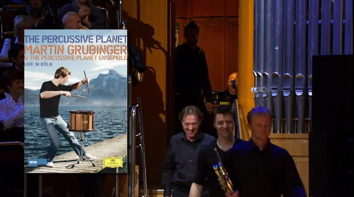 """The Percussive Planet"" - Trailer zur DVD"