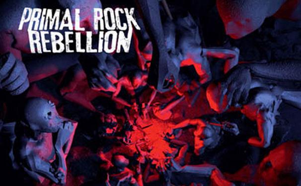 Primal Rock Rebellion, Awoken Broken  von  Primal Rock Rebellion ist jetzt im exklusiven Bundle bei  iTunes erhältlich