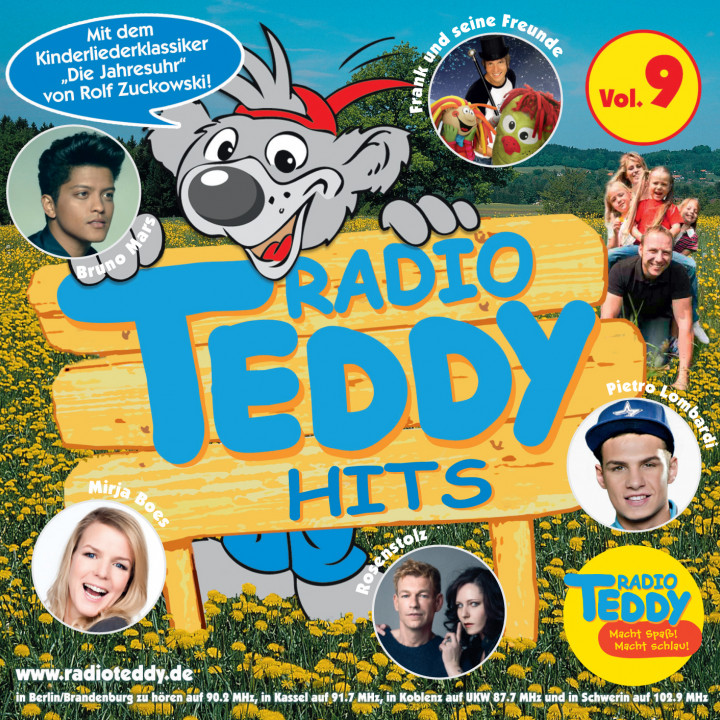 radio teddy vol 9