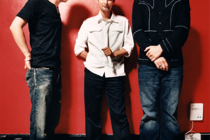 Muse - Pressefotos 2004