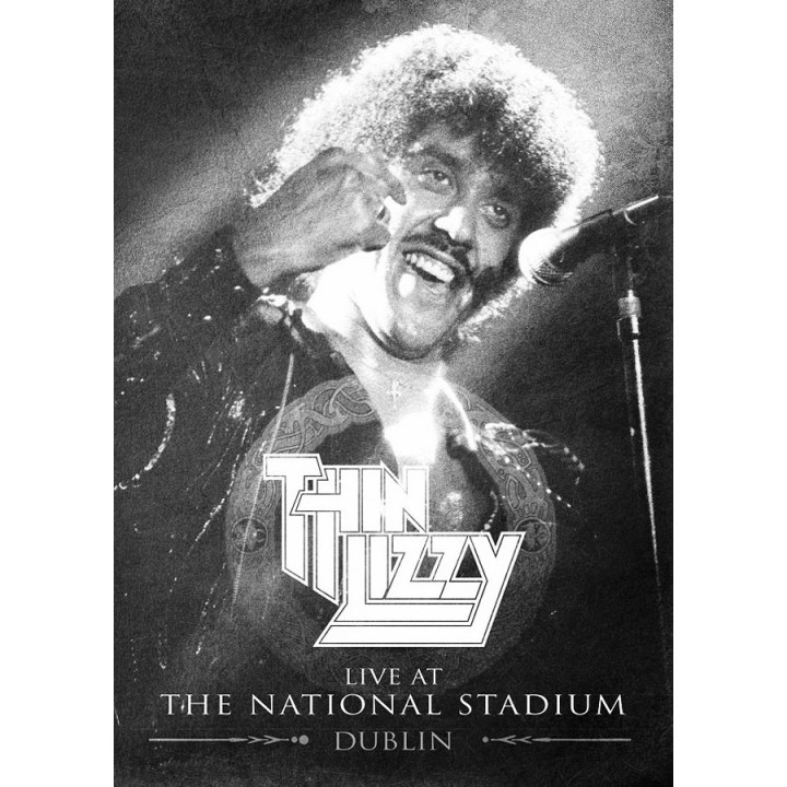 Live At The National Stadium Dublin 1975: Thin Lizzy