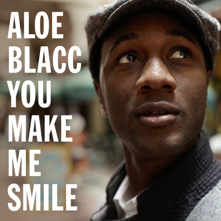 Aloe Blacc You Make Me Smile