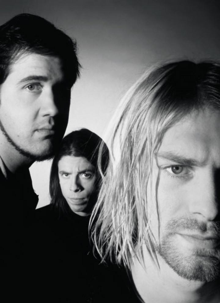 Nirvana – Pressefotos 2004