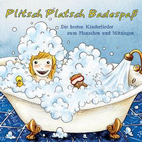 Kinderlieder, Plitsch Platsch-Badespass! Die besten Kinderlieder, 00600753378687