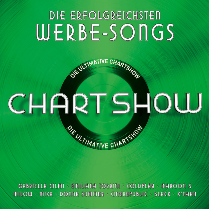 Die ultimative Chartshow - Werbe-Songs: Various Artists