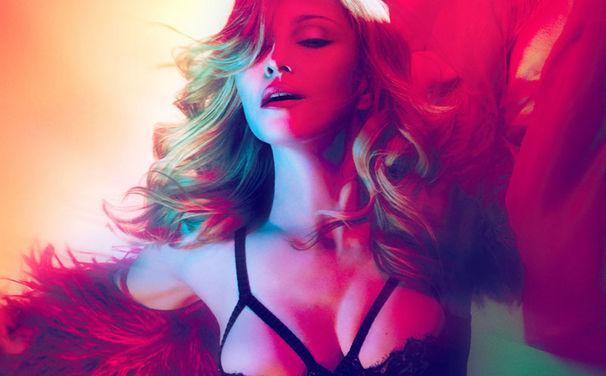 Madonna, Das Album MDNA ist da! Jetzt reinhören!