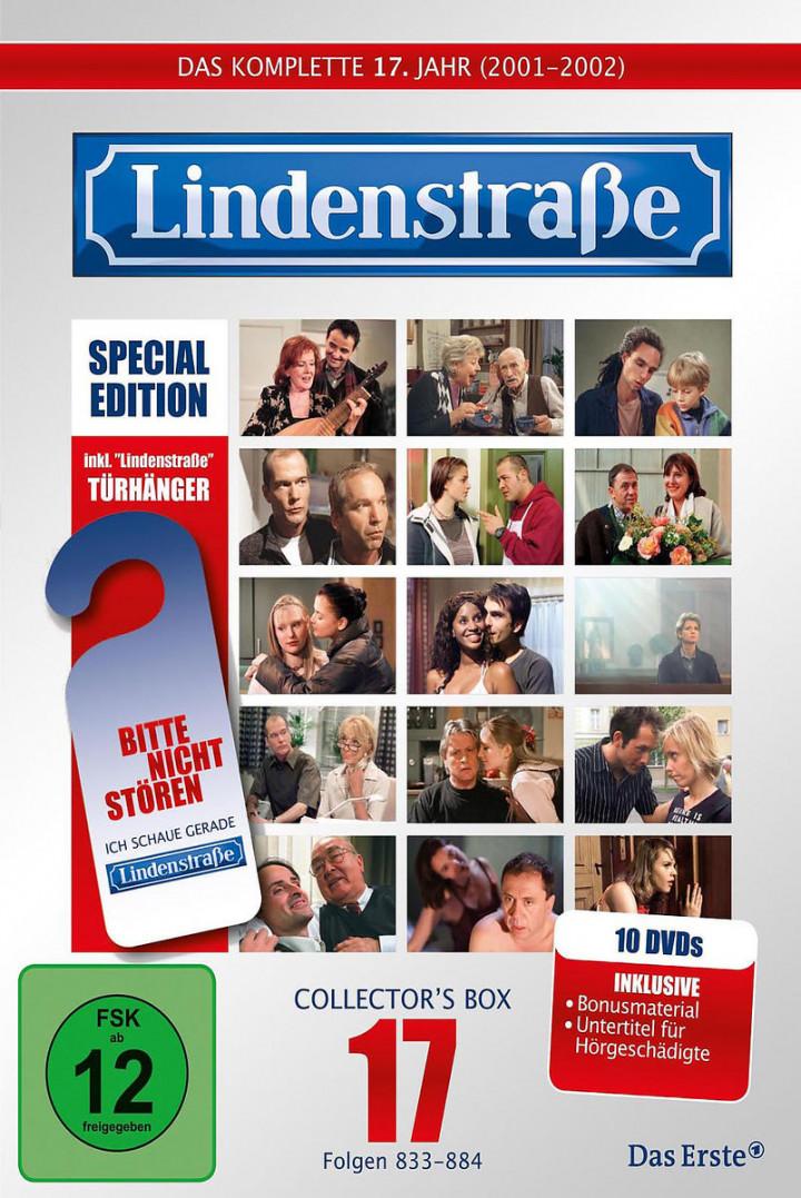 Lindenstraße Collector's Box Vol.17 (Ltd. Edition): Lindenstraße