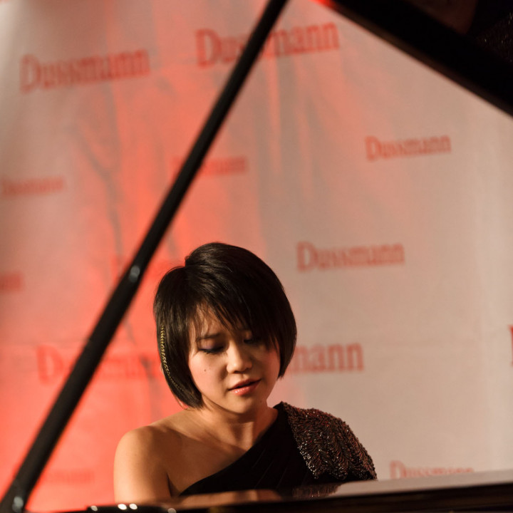 Yuja Wang bei Dussmann 2012