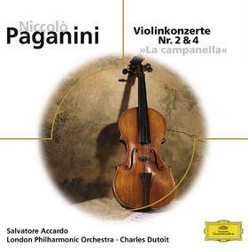 eloquence, Paganini: Violinkonzerte Nr. 2 & 4 (ELO), 00028948061228