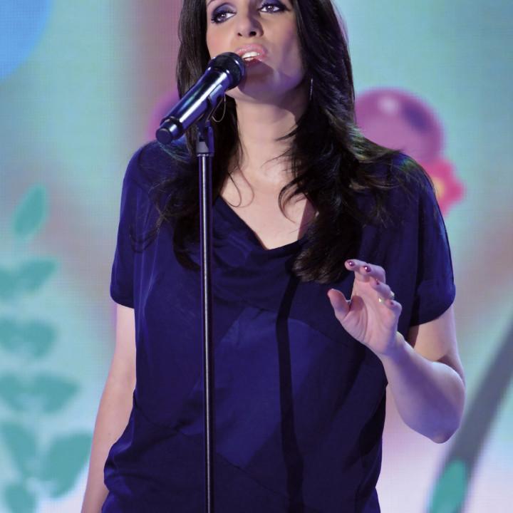 Nana Mouskouri—Pressefotos 2012