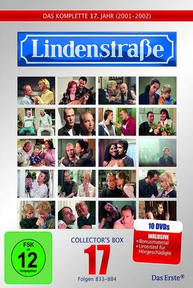 Lindenstraße, Lindenstraße Collector's Box Vol.17 - Das 17. Jahr, 04032989602889
