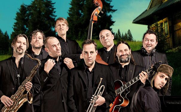 Jazzkantine, Jazzkantine ist mit neuem Album zurück und Spielt Volkslieder