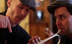 Jazzkantine, Im Frühtau zu Berge: Seht hier das Video zur neuen Single