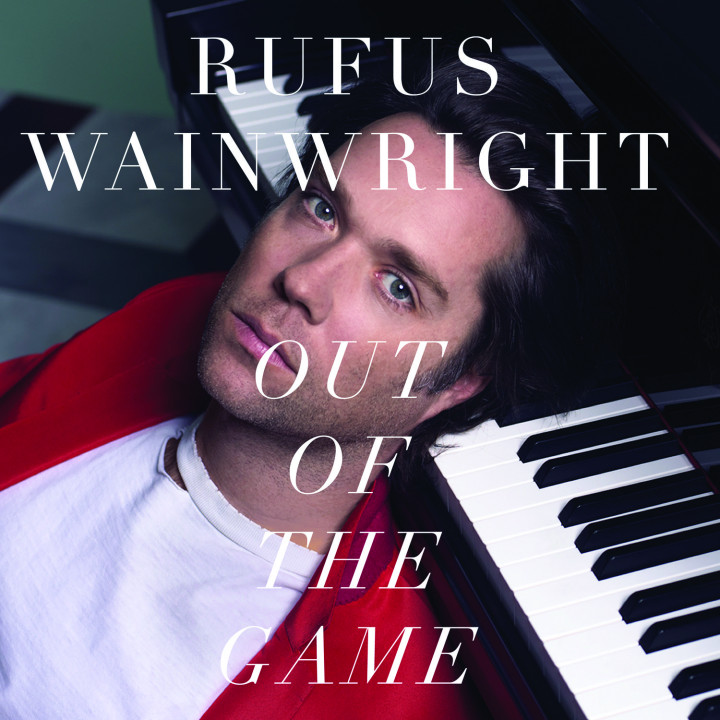 Rufus Wainwright Out Of The Game Single Cover