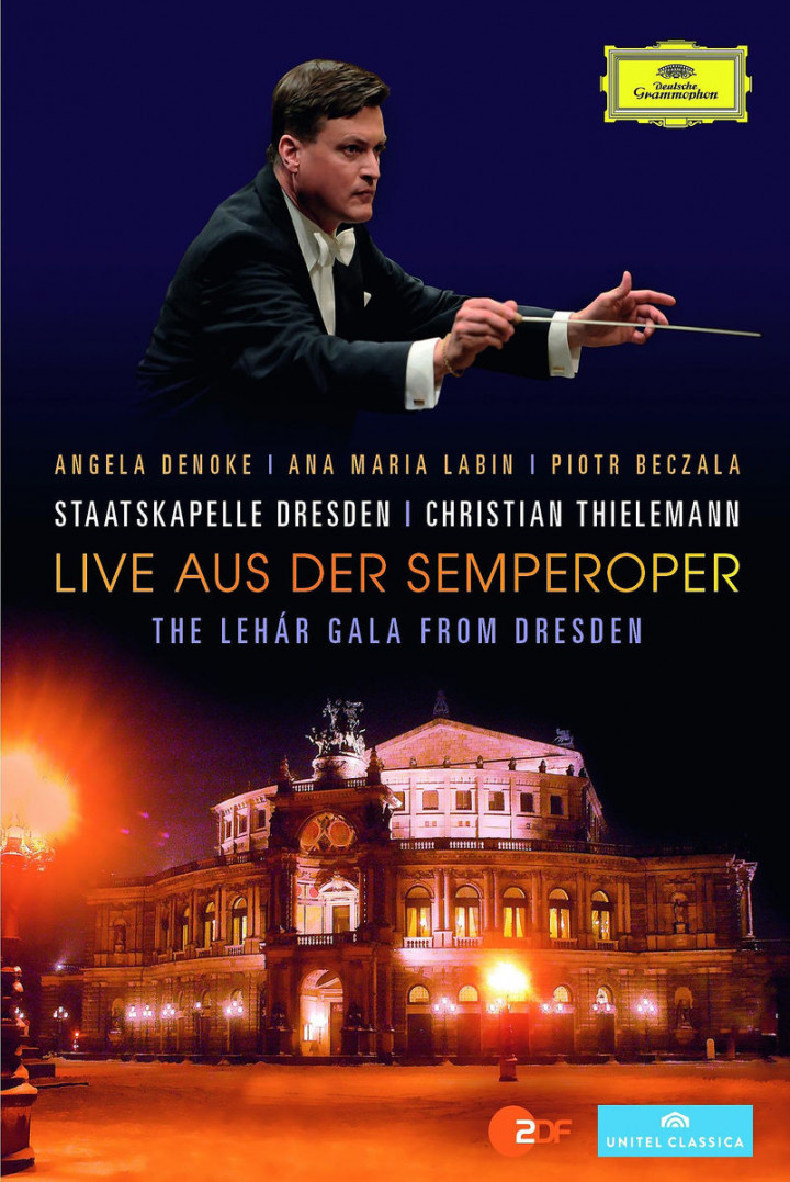 Live aus der Semperoper - The Lehár Gala from Dresden